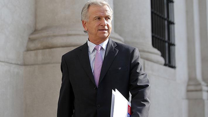 """Ministro de Hacienda tras dichos de Desbordes: """"La integración es una parte central de la reforma tributaria"""""""