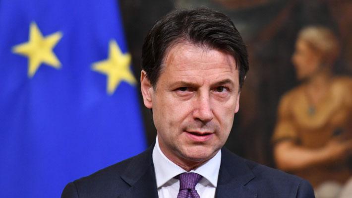 Primer ministro italiano amenaza con dimitir si la coalición de Gobierno no cesa conflictos internos