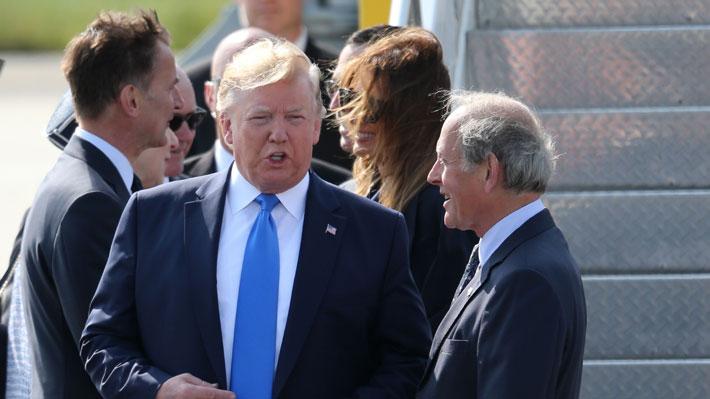Trump asegura que Rusia le informó el retiro de la mayor parte de su personal militar de Venezuela