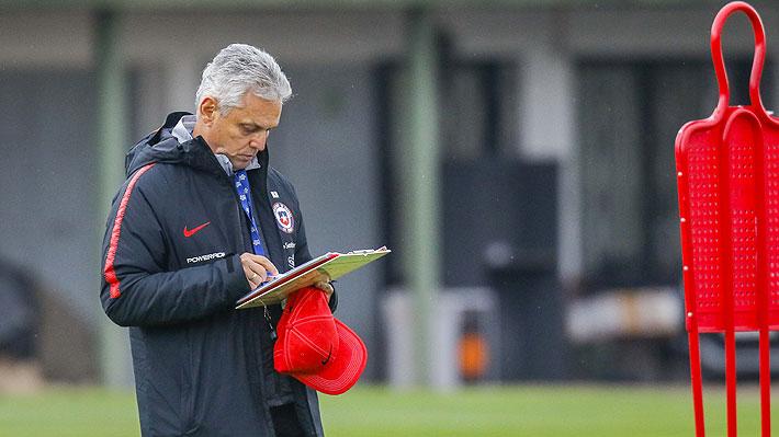 """Analizando a la """"Roja"""" a dos semanas del debut en Copa América: Cómo podría formar y las dudas que surgen"""