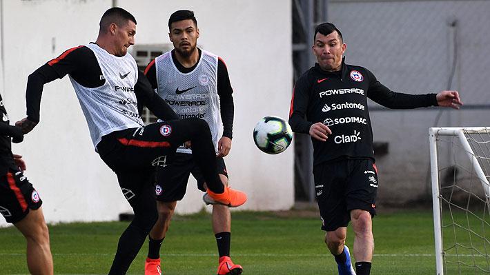 """La millonaria cifra que pedirían los jugadores de la """"Roja"""" si es que Chile es campeón de Copa América"""