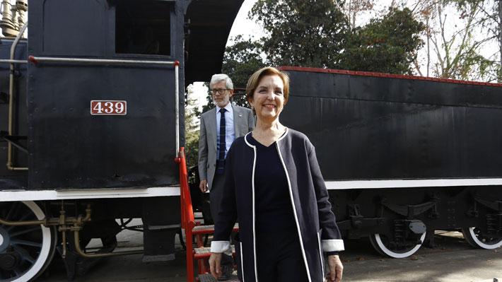 """Ministra Hutt: """"No hay duda"""" que se realizará el proyecto del tren Santiago-Valparaíso"""