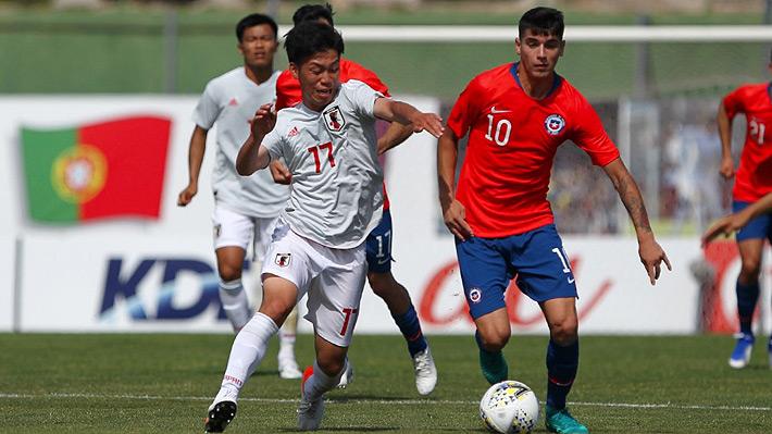 """La """"Roja"""" Sub 23 cae de manera humillante ante Japón y sufre su primer traspié en el ex Esperanzas de Toulon"""