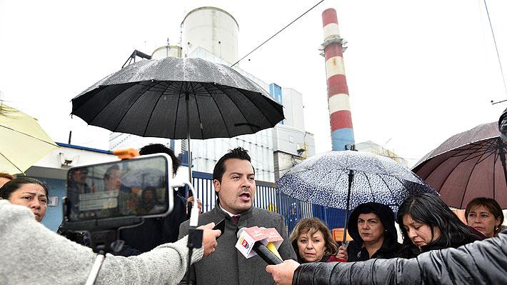 """Alcalde de Coronel y cierre de Bocamina I: """"Esperábamos un gesto del Presidente de acotar el plazo al 2020"""""""
