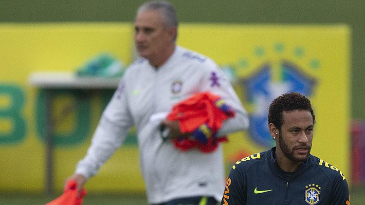 Revelan sincera charla entre Neymar y Tite en medio de la acusación por presunta violación contra el jugador