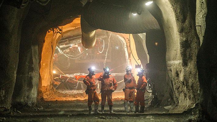Economía chilena se expande 2,1% en abril y actividad minera vuelve a crecer luego de tres meses de caídas