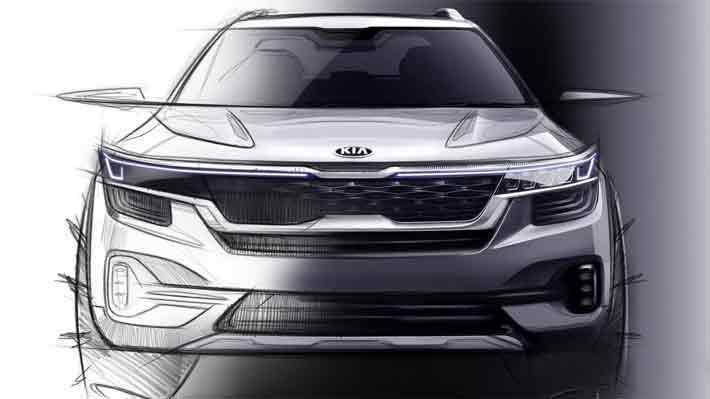 El nuevo SUV de Kia llama la atención por su rebuscado nombre y diseño millennial