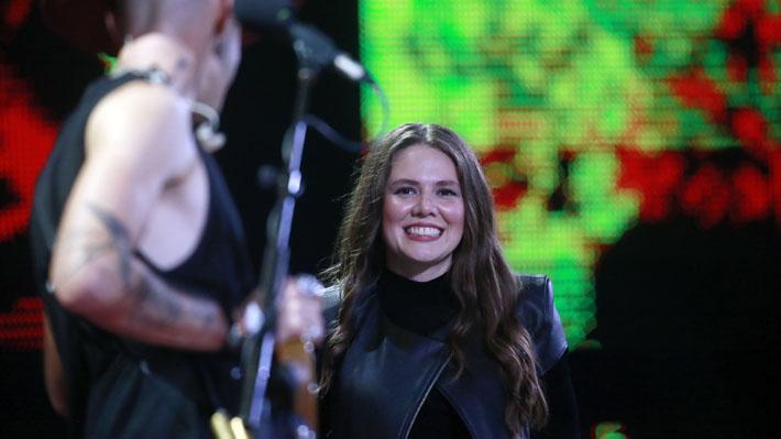 """Vocalista de Jesse & Joy le dedica palabras a Mon Laferte tras compartir escenario: """"Eres talento y magia pura"""""""