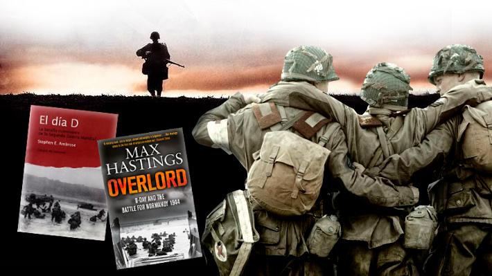 Libros, películas y series para conmemorar el 75° aniversario del Desembarco de Normandía