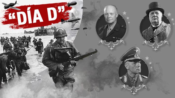 """A 75 años del """"Día D"""": Un repaso por el campo de batalla que marcó una senda en la II Guerra Mundial"""