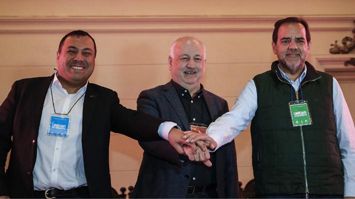 Oposición acelera búsqueda de la unidad: PC-PRO-FRVS iniciará ronda de reuniones con el FA y la ex NM