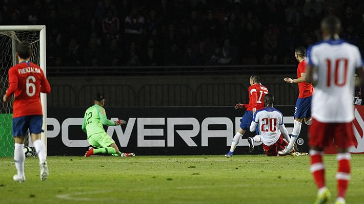 Mira los goles con los que Chile venció a Haití en el último amistoso antes de Copa América