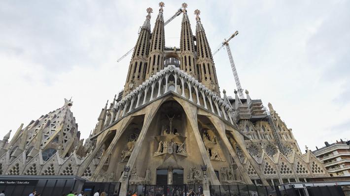 Sagrada Familia de Barcelona finalmente obtiene permiso de obras tras llevar más de 130 años en construcción