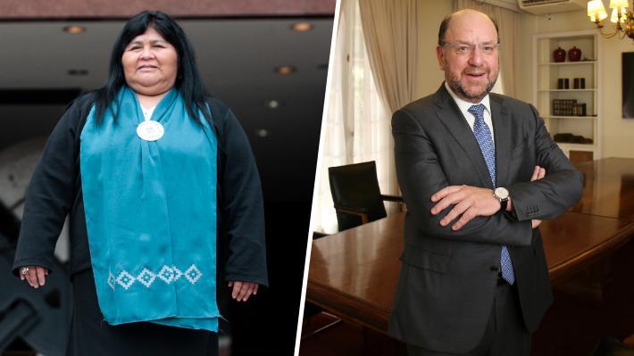 Diputada Nuyado pide renuncia de ministro Moreno tras compra de tierras mapuche por parte de su jefe de gabinete