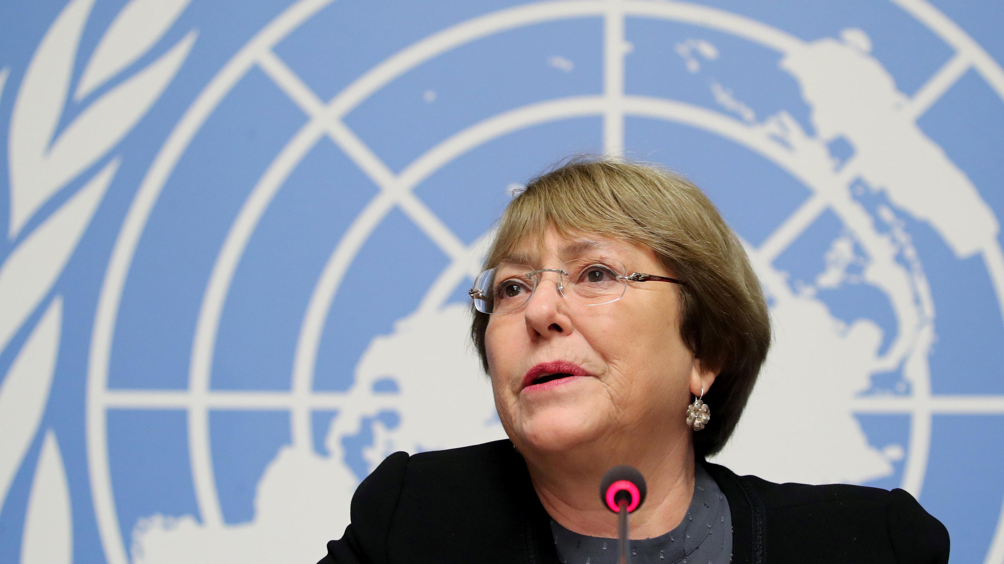 Bachelet manifiesta su preocupación por Ley de Amnistía de Nicaragua y recalca que está prohibida en casos de DD.HH.