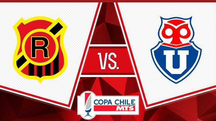 Revive la victoria de la U sobre Rangers por Copa Chile