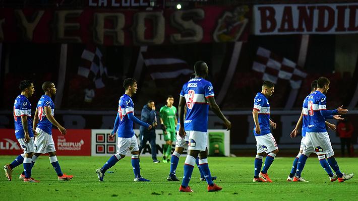 Con un equipo mixto, la UC cayó ante La Serena por Copa Chile y deberá remontar la llave en casa