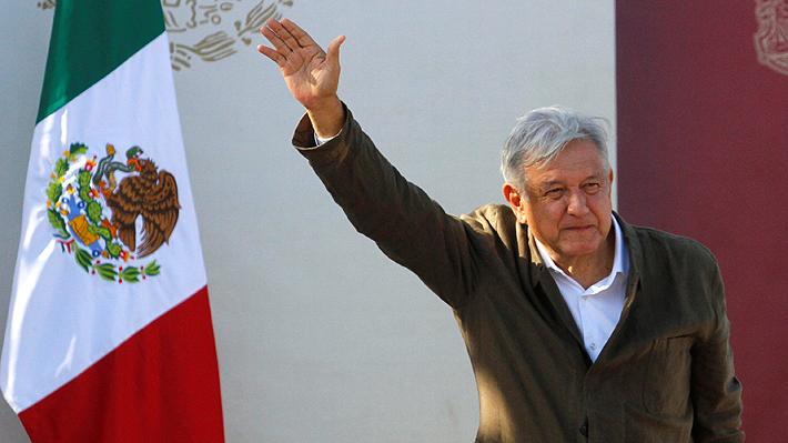"""AMLO asegura que México """"cumplirá sus compromisos"""" con EE.UU. para evitar sanciones"""