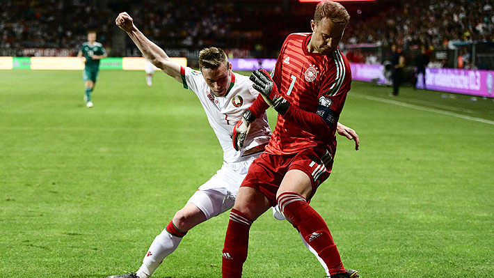 """Mira la brillante jugada del arquero Manuel Neuer que ya es considerada como """"el regate del año"""""""