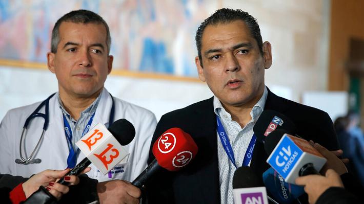 Menor de nueve meses está internado grave en Santiago por influenza