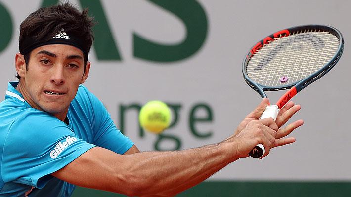 Garin muestra un tenis demoledor en su primer partido sobre pasto del año y avanza a octavos del ATP de 's-Hertogenbosch