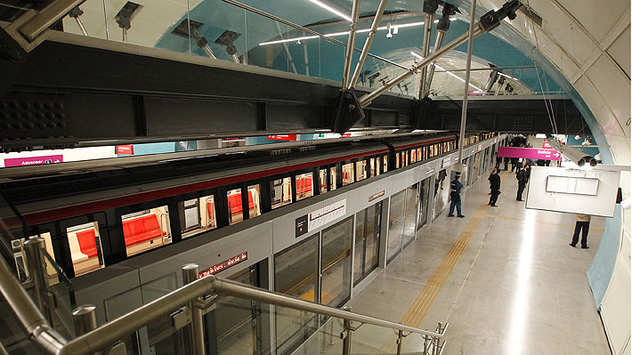 Super de Medio Ambiente inicia proceso sancionatorio contra Metro por vibraciones de la Línea 6