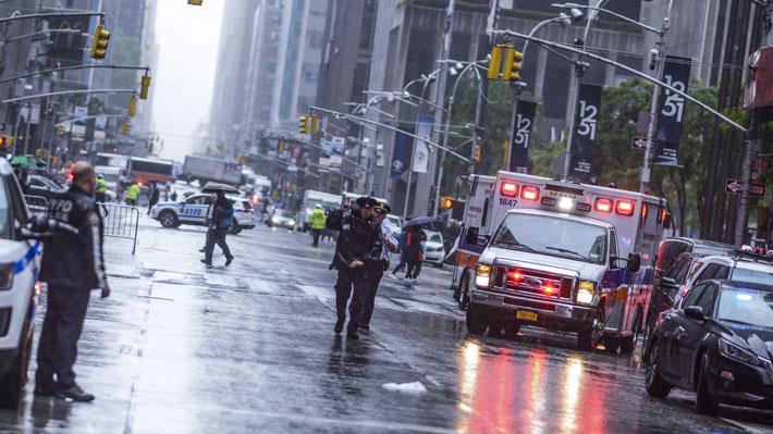 Autoridades de Nueva York aseguran que no hay indicios de atentado terrorista en choque de helicóptero