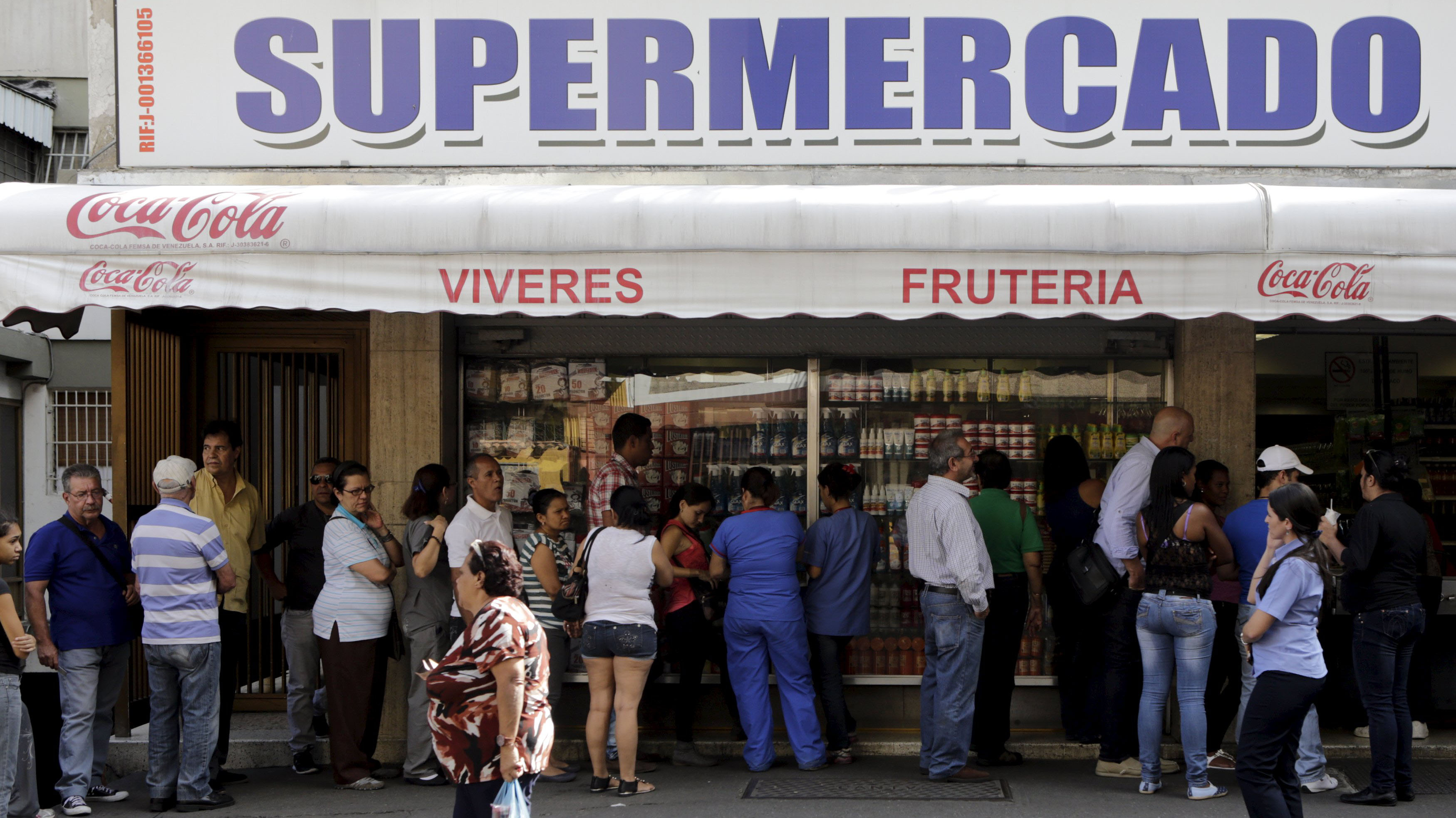 Inflación en Venezuela cae por primera vez en el año del 1.000.000%