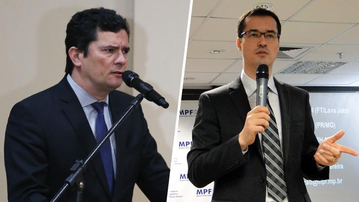 Los diálogos entre el ex juez Moro y los fiscales que habrían buscado perjudicar a Lula en Brasil