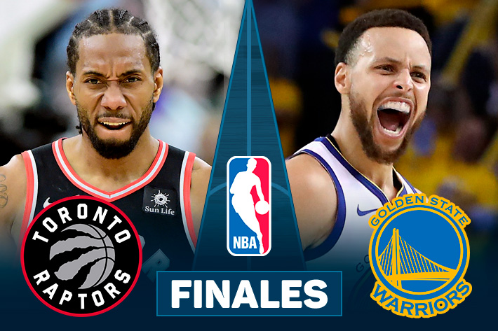 """Revive la emocionante victoria de Golden State ante los """"Raptors"""" en el quinto juego de las finales de la NBA"""