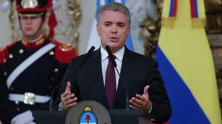 """Presidente colombiano: """"La reelección de Macri es algo fundamental para América Latina"""""""