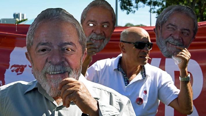 """Abogados de Lula aseguran que ex Presidente está """"sorprendido"""" tras revelación de diálogos en caso Lava Jato"""