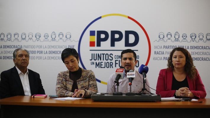 Dudas sobre elección de gobernadores: PPD emplaza al Gobierno a respetar los acuerdos y confirmar comicios de 2020