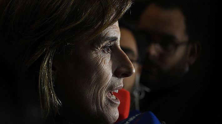 Partido Socialista estudia acusación constitucional contra ministra Cubillos