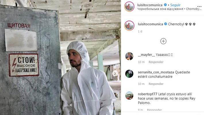 """Creador de """"Chernobyl"""" envía mensaje a aquellos influencers que se toman fotos en la zona del desastre"""