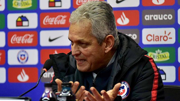 Así fue la primera conferencia de Reinaldo Rueda en Brasil a cinco días del debut en la Copa América