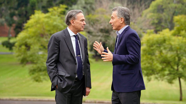 Dupla Macri-Pichetto: Cómo se gestó la jugada de Cambiemos para remontar en la carrera por la presidencia de Argentina