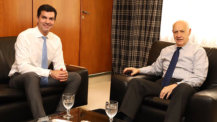 Peronismo no kirchnerista responde a jugada de Macri y anuncia su fórmula electoral