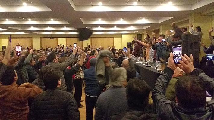 Trabajadores de Chuquicamata vuelven a rechazar oferta de Codelco y minera lamenta la decisión