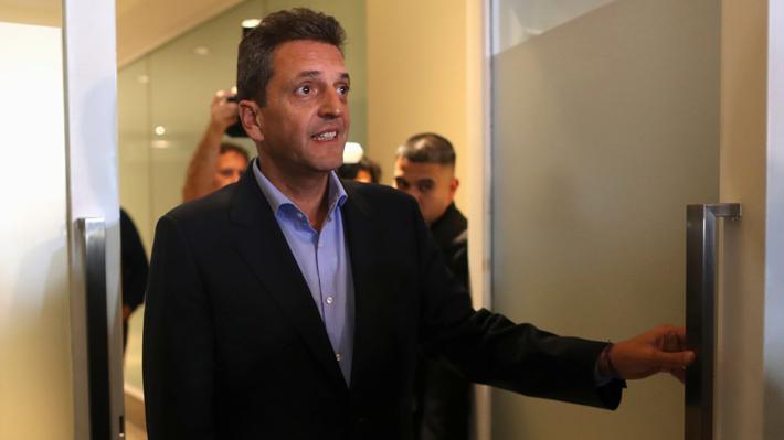 Argentina: Sergio Massa logra acuerdo para respaldar candidatura de Alberto Fernández a la presidencia