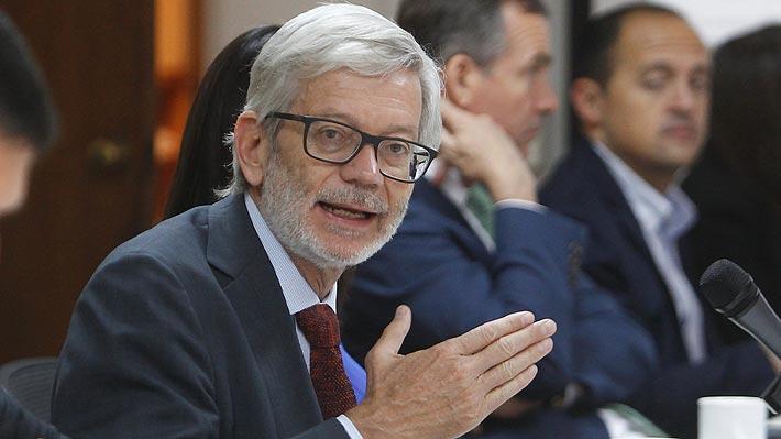 Los desafíos en el retorno de Fontaine al Ministerio de Economía en medio de una caída de las expectativas