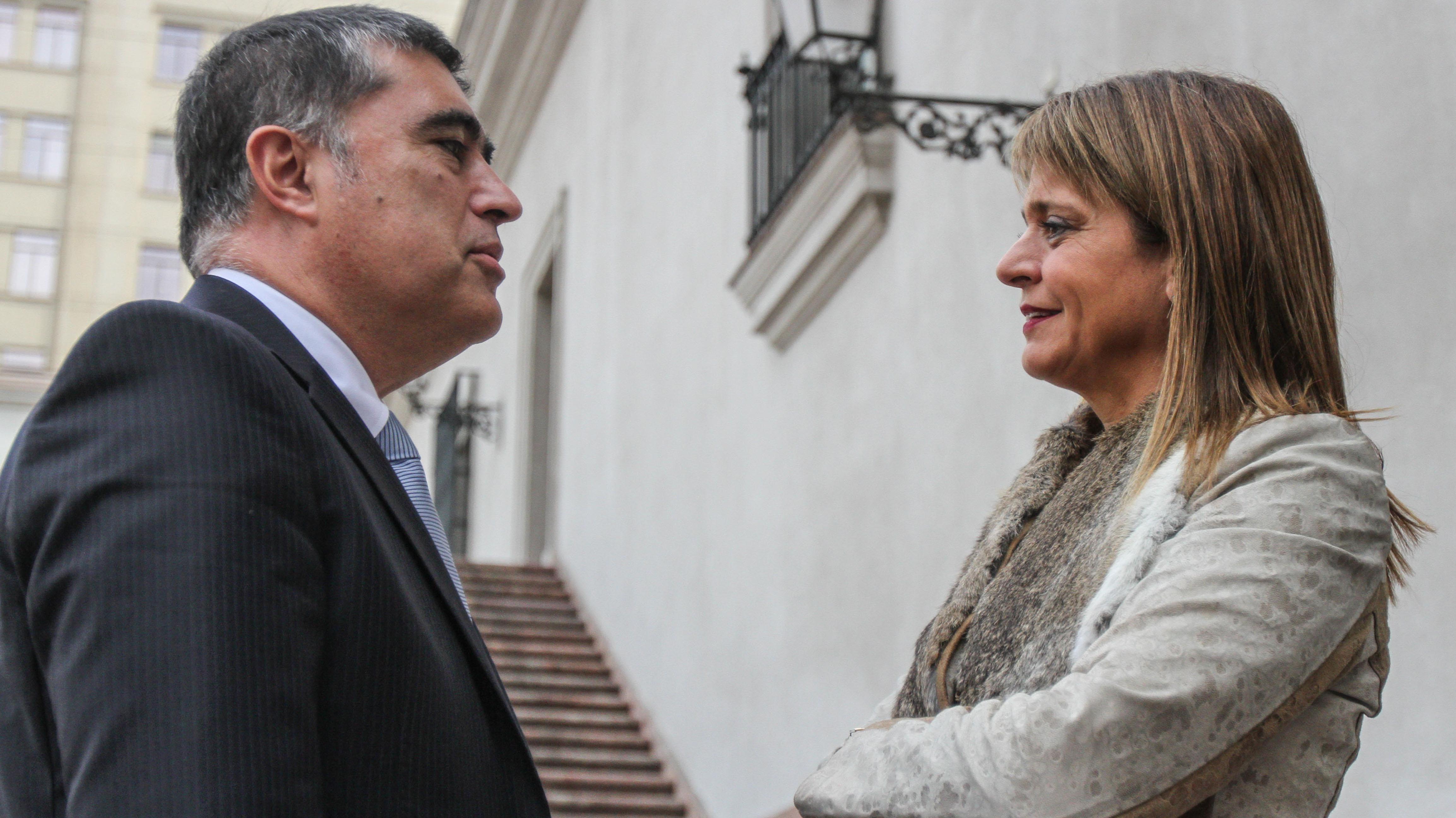 """UDI manifiesta """"sorpresa"""" por el """"desequilibrio"""" que se produjo en el gabinete tras ajuste de Piñera"""