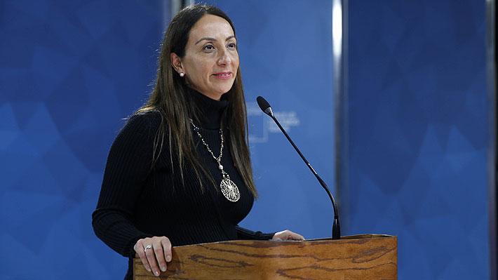 """Ministra Pérez y disconformidad UDI por cambio de gabinete: """"No es un Gobierno de cuoteos políticos, es de equilibrios"""""""