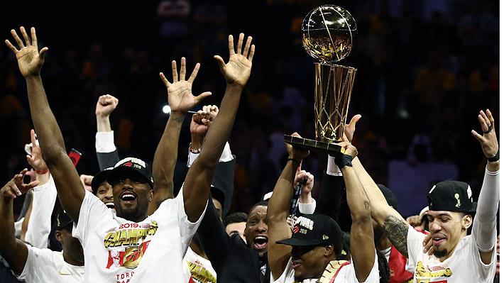 La historia de los Toronto Raptors, la primera franquicia fuera de las fronteras de EE.UU. que se corona en la NBA