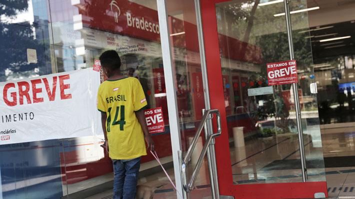 Protestas y paralización de transportes: La huelga general que afecta a Brasil a horas del comienzo de la Copa América