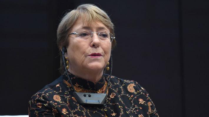 ONU confirma que Bachelet visitará Venezuela el próximo 19 de junio