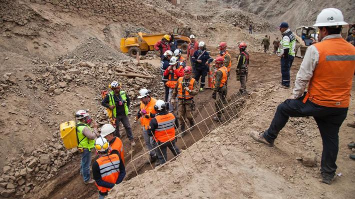 """Sernageomin asegura que mina accidentada tuvo """"observaciones menores"""" en fiscalización realizada en junio"""