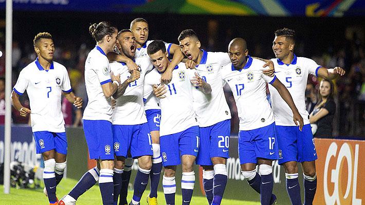 Brasil no extraña a Neymar y se estrena con una goleada ante una débil Bolivia en el duelo inaugural de la Copa América