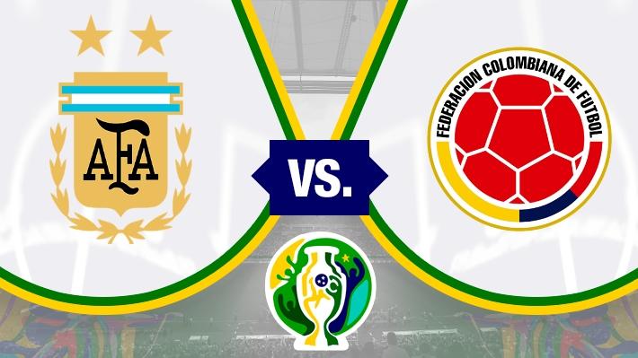 Revive el triunfo de Colombia ante Argentina en la Copa América