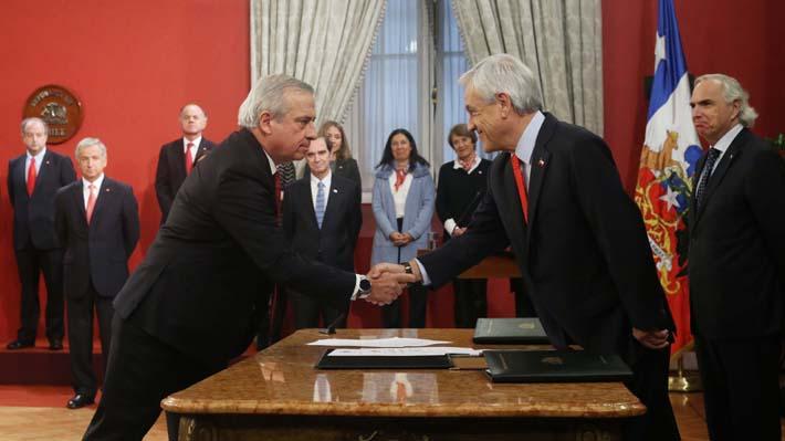"""Ministro Jaime Mañalich: """"El rol que asumo no es solo técnico, sino que muy fuerte en lo político"""""""
